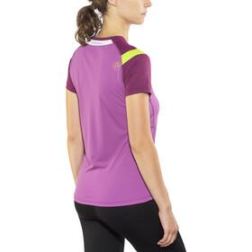 La Sportiva Move - T-shirt course à pied Femme - rose